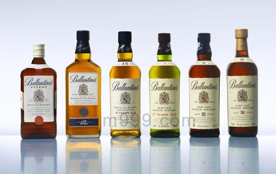 百龄坛年威士忌-美酒在线
