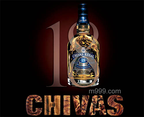 芝华士18年威士忌CHIVAS REGAL 18 YEARS-美酒在线